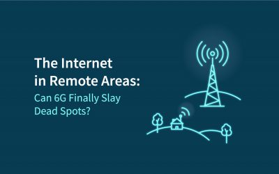 The Internet in Remote Areas: Can 6G Finally Slay Dead Spots?