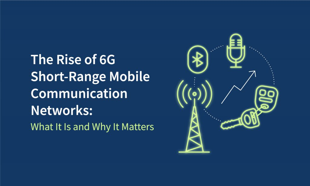 what is mobile communication network