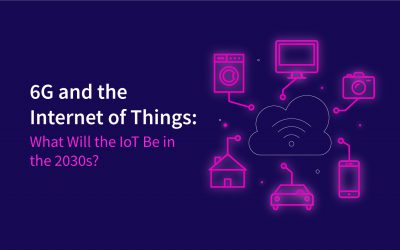 6G and the Internet of Things: What Will the IoT Be in the 2030s? (Introducing the Internet of Senses)